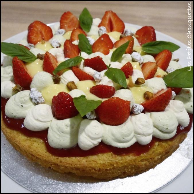Fantastik fraise citron basilic 10